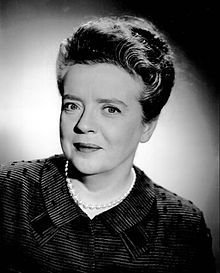 Dec 6 - 1989 – Frances Bavier, American actress (b. 1902)  Aunt Bee on The Andy Griffith Show and Mayberry R.F.D. from 1960 to 1970