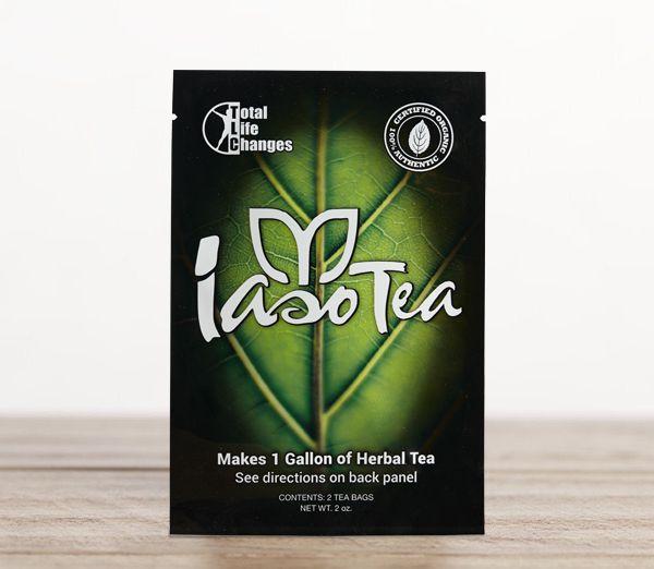 Iaso® Tea – Gentle Detox Formula