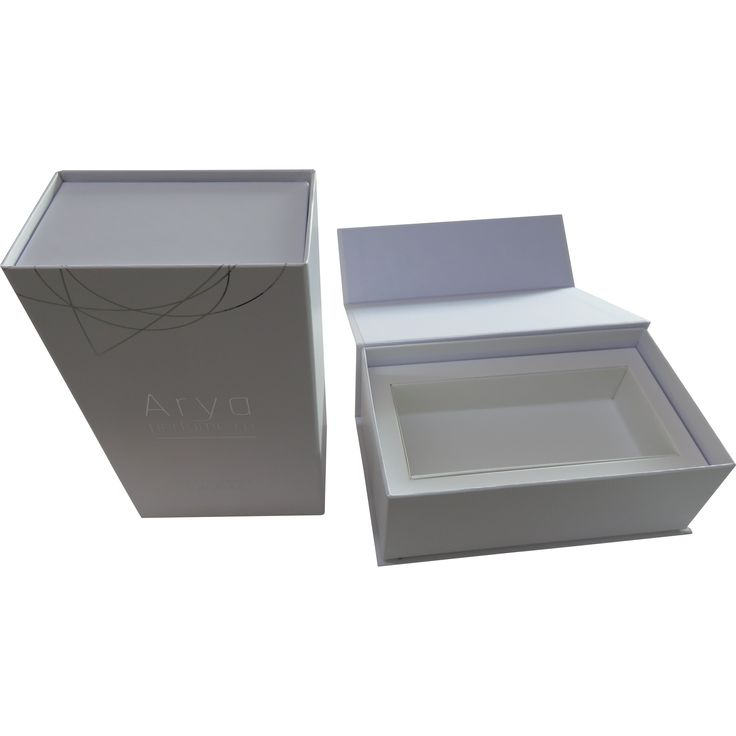 143 best boxes with custom die cut inserts images on pinterest luxury rigid product packaging box with custom card insert reheart Choice Image