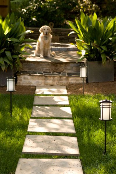 hinkley lighting 1516mr ledgewood museum bronze landscape path light - Path Lights
