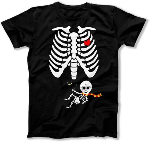 MENS - Wizard Baby Skeleton - TEP-19