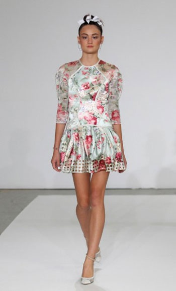 MBFWA 2012 trends: Florals as seen by Zimmermann