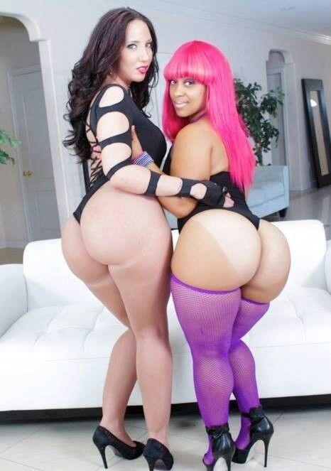 Young ebony pink pussy