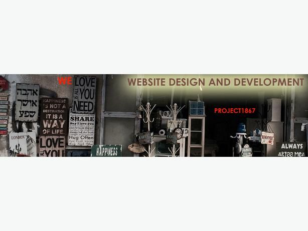 Professional & Affordable Website Design and Development. www.project1867.com