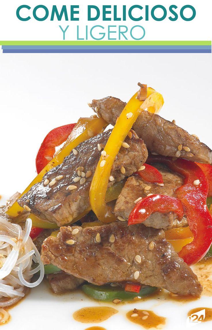 Con esta receta te olvidarás de contar las calorías y la darás un gusto al paladar sencillamente delicioso. #Adelgazar #EnForma