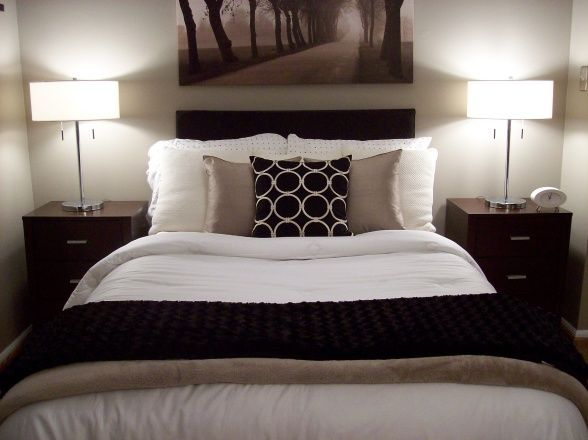 Black Brown Taupe Grey White Silver Home Decor And