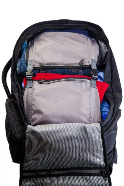 International Travel Backpack
