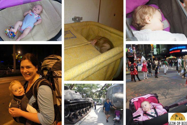Tips om te gaa met een Jetlag bij je baby tijdens een verre vakantie - Gezin op Reis