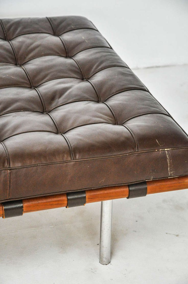 tufted daybed listing chaise lounge leather il retro otyy modern genuine fullxfull bench