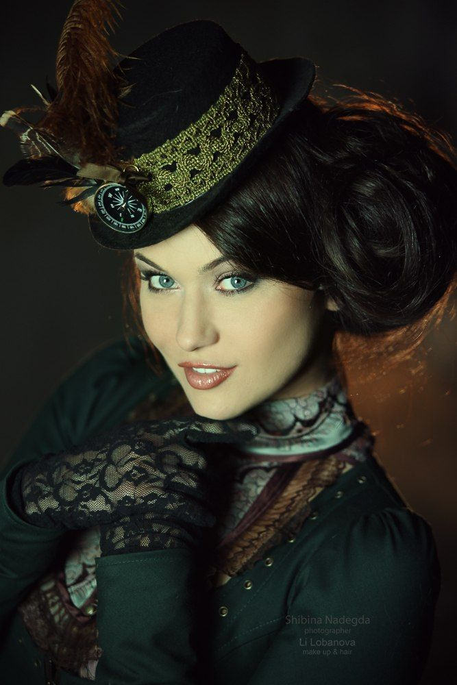 Steampunk/Gothic Ladies | Beauty | Fashion | Costume |                                                                                                                                                                                 More