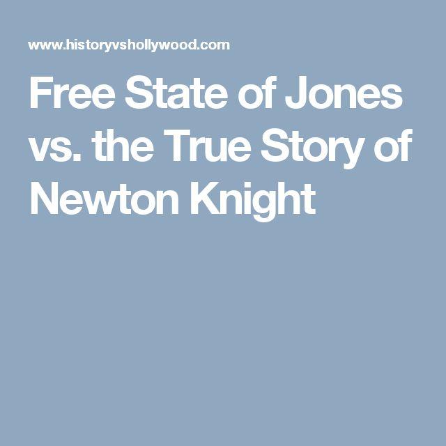True Story of Newton Knight - Reel vs. Real - Hollywood vs. History
