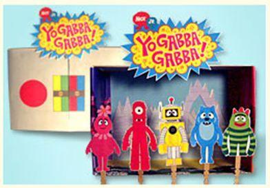 17 Best images about Yo Gabba Gabba on Pinterest ...