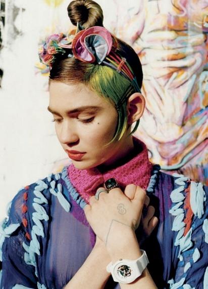 v magazine  stylist anna trevelyan
