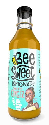 Bee Sweet Lemonade Made with honey and flaxseed. She is my friend at school and makes great lemonade!