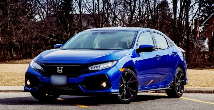 2019 Honda Civic Hatchback Ex L Navi Review Specs Rating Photos And Price