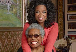 Maya Angelou Interviewed by Oprah