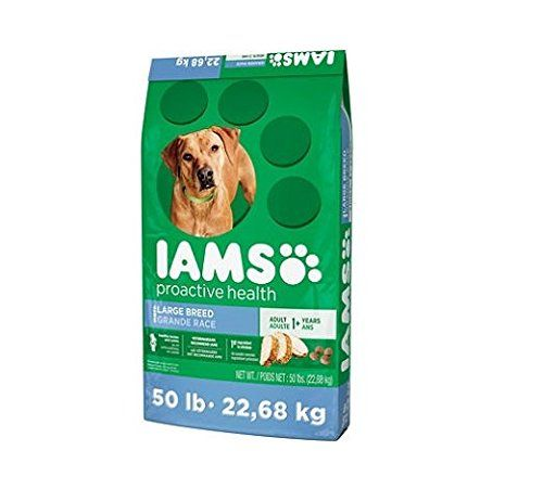 Iams Proactive Health Dog Food Large Breed 50 Lbs Thank You