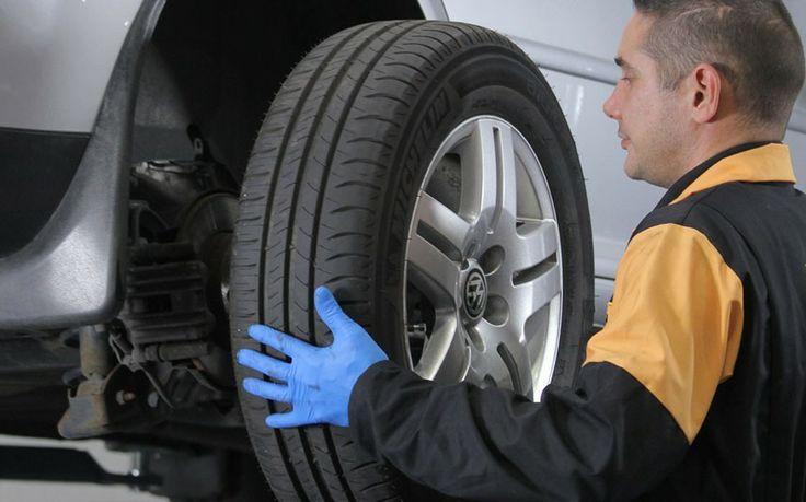 Part-worn tyre warning - Telegraph