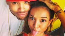 Karrueche mocks Chris Brown on Twitter after he announces he's single again…