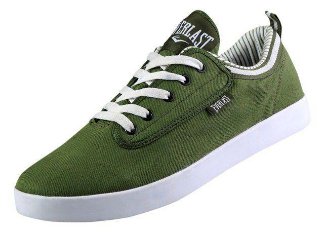 Teni Everlast #tenis #calzado #zapato #verde #green #everlast #hombre #caballero