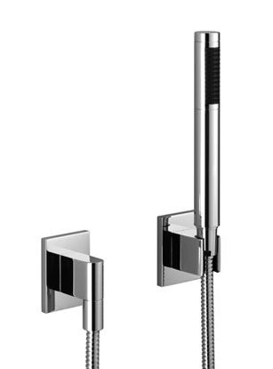 Is an additional hand held shower head desired?