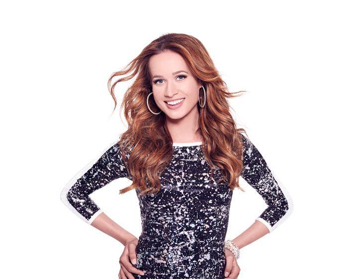 speváčka Kristína