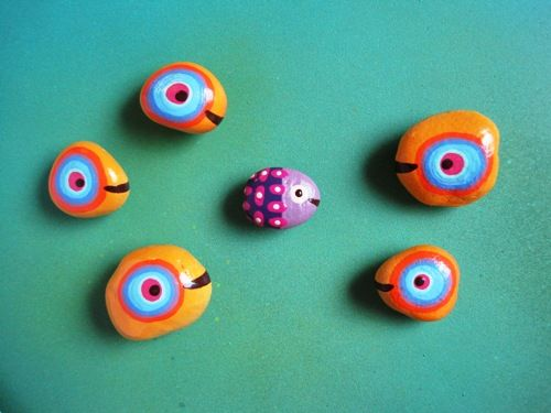 9. The Eye Fish were famous for their clairvoyance.