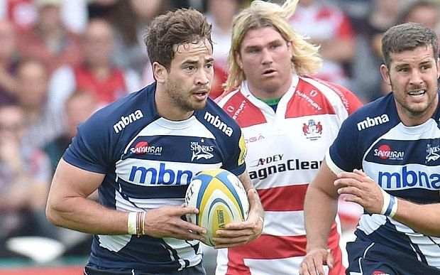 Stuart Lancaster to snub Danny Cipriani for Six Nations - will we now see him leave England and move to France