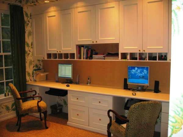 2 Person Desk Home Office And Larger On Pinterest