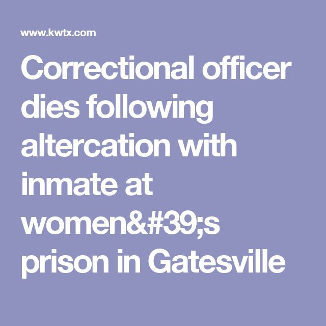 Best  Being A Correctional Officer Images On