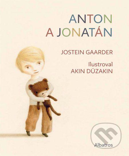 Anton a Jonatan su najlepsi priatelia. Anton je plysovy medvedik, ktory sa rozpomina na stastne chvile stravene s chlapcom, ktory si ho vozieval v kosiku bicykla...