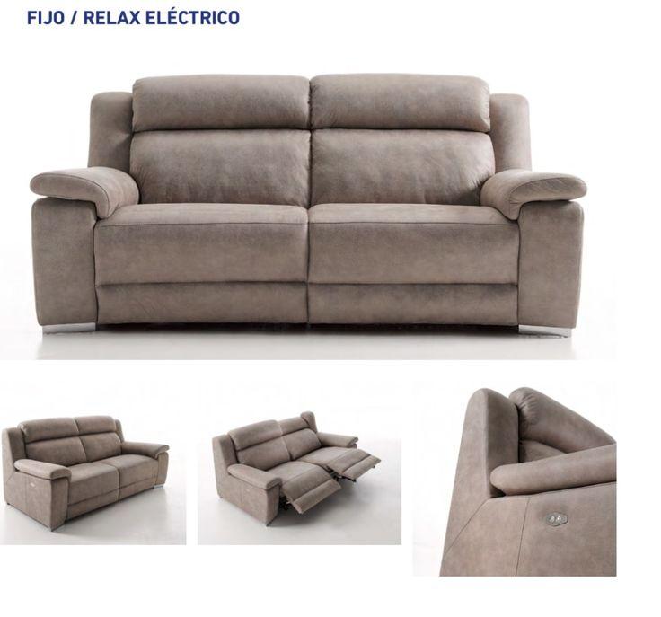 Sofa torus comodidad absoluta relax electrico fabricado - Sofas alta gama ...
