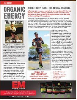 Kunara One Magazine Interview. June/July 2014