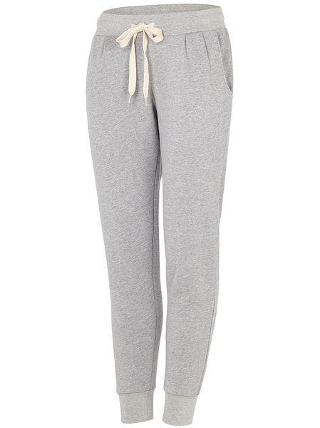 Loose Tracker Pants - light grey von Mandala das Öko Mode Label für faire und soziale Yoga Öko Kleidung