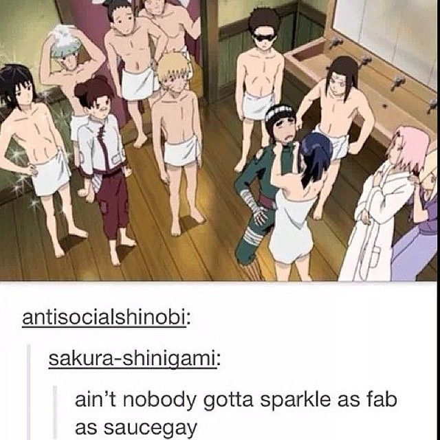 I couldn't stop laughing at this! :D :D #naruto #sasuke #funny #sparkle