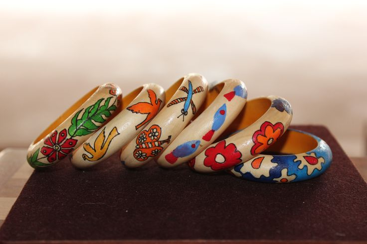 Designer Bangles(Thick) from Lal10.com