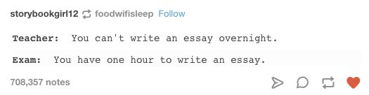 write 2 essays for me