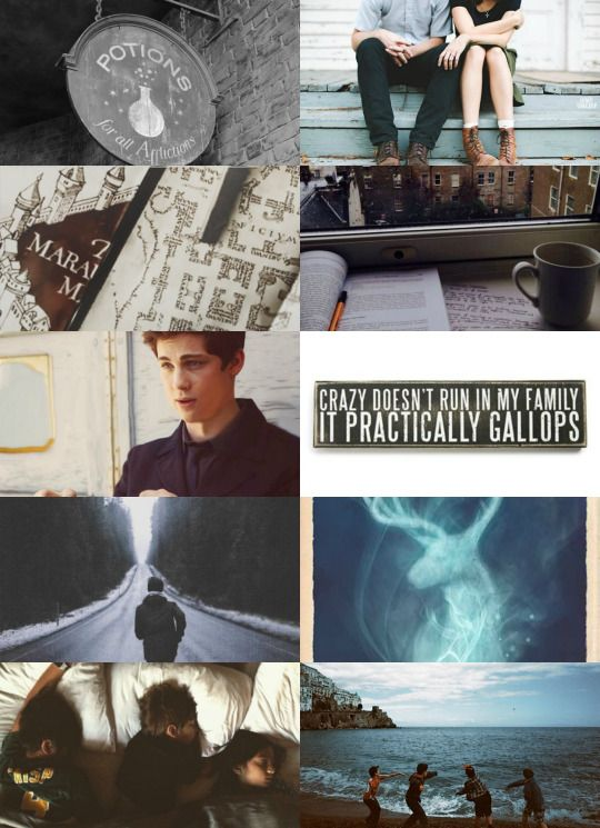 Next Gen Aesthetics: Albus Severus Potter