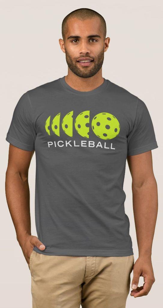 5ba93243f80ac Men s PICKLEBALL T-SHIRT -