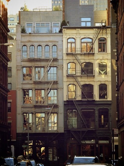 New York apartments... i hope i will live in one some day.