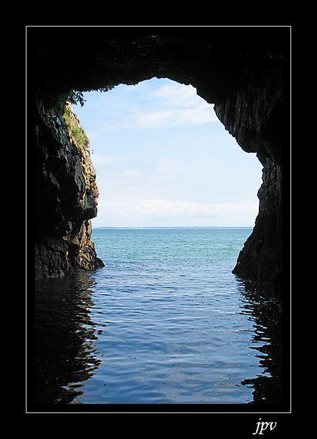 grotte a Morgat