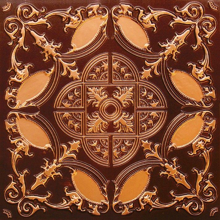 Melt Away Ceiling Tiles