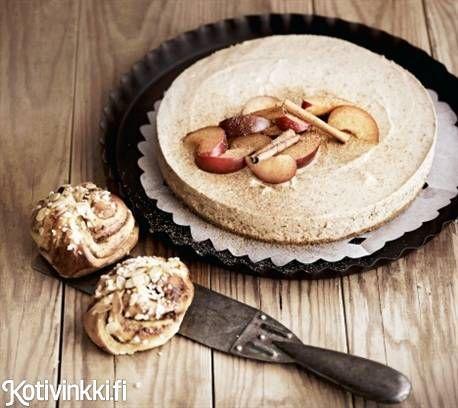 Jouluinen juustokakku – 6 ihanaa ohjetta | Kotivinkki