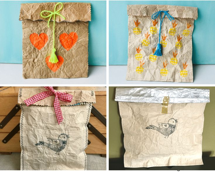 Basteln mit Tetrapack – bezaubernde DIY Geschenktüte aus nur 3 Dingen basteln –