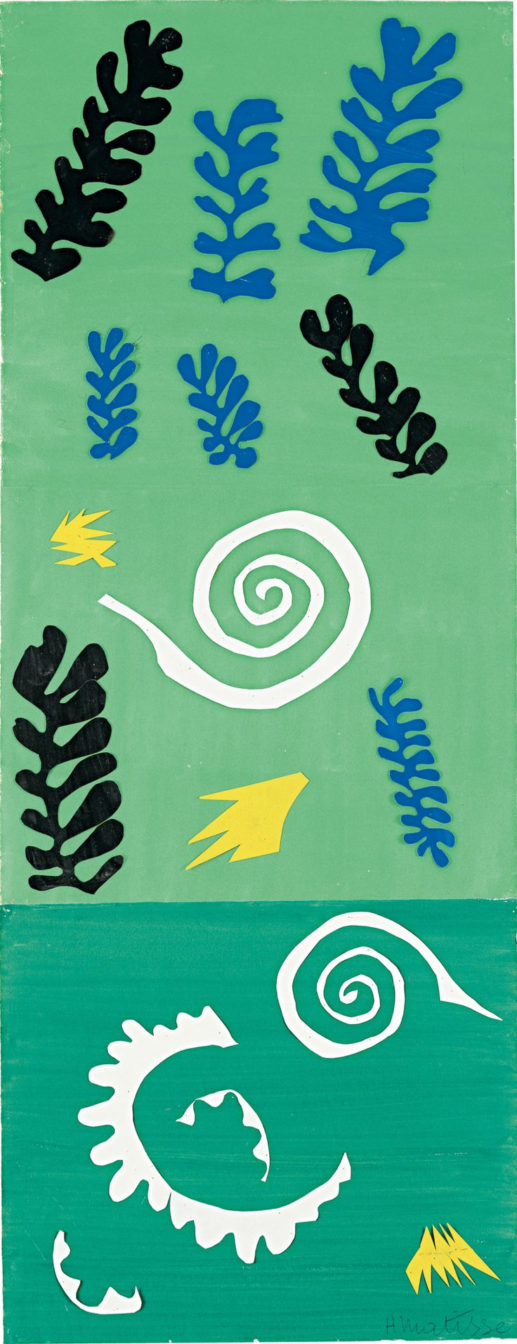 matisse cutouts moma - Bing Images                                                                                                                                                                                 More