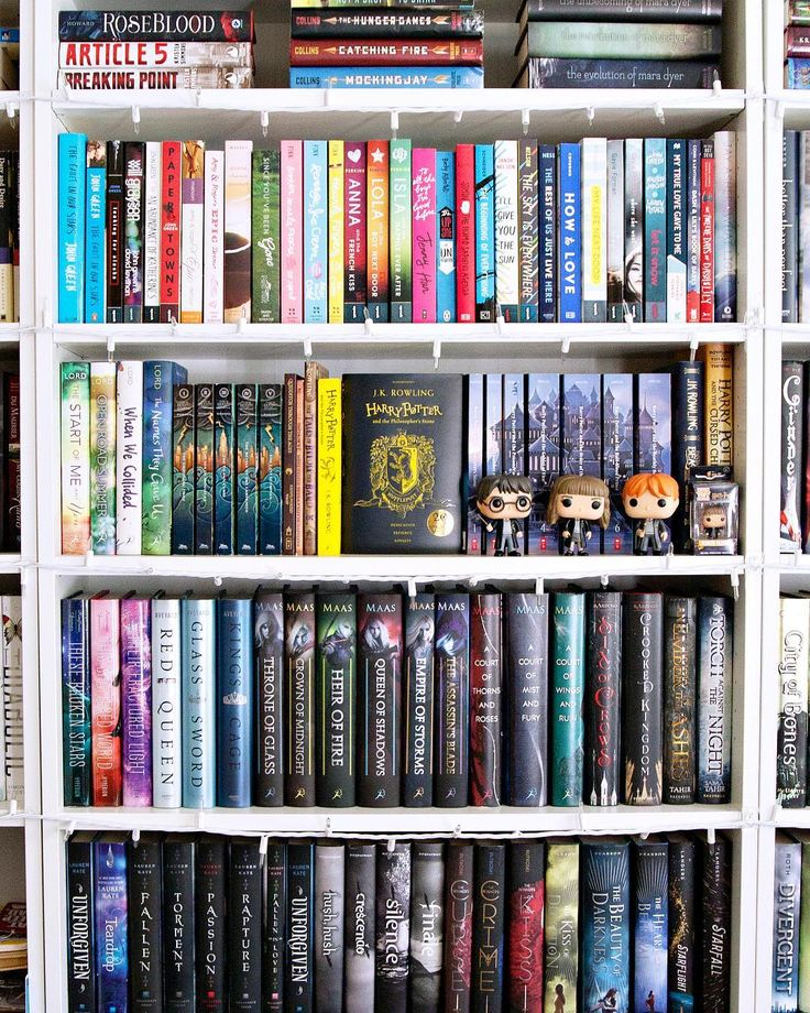 Happy Sunday Morning to you Bookworms!! --- I hope you're all having a great Sunday so far. I'm off to a late start today thanks to a bout of insomnia that kept me up most of the night. But the sun is out so I plan to spend some time this morning outside soaking up some rays with a good book. --- Shelfie Sunday. #AlltheBooksJuly I did some rearranging to my shelves recently and this is my shrine to Harry Potter. I plan to soon have this whole section filled with HP books. --- Best Sequels…