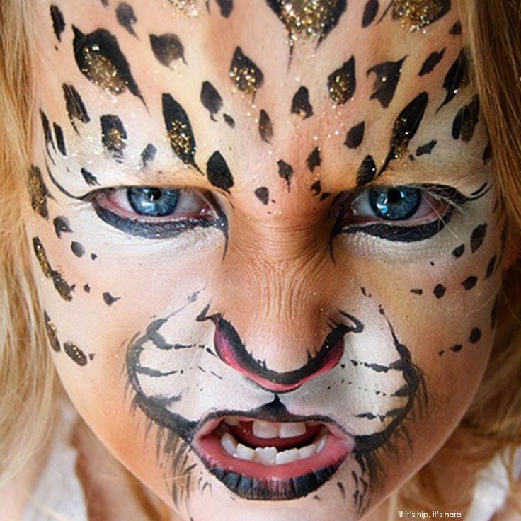 Children's Makeup For Halloween