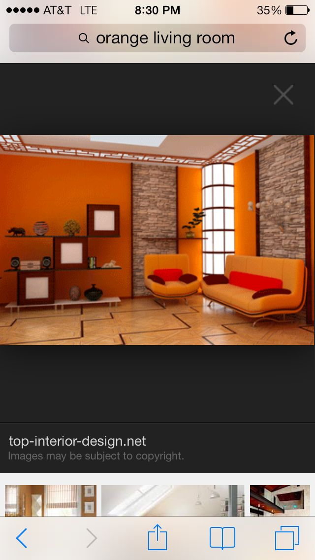 Orange living room living room pinterest orange for The living room channel 0