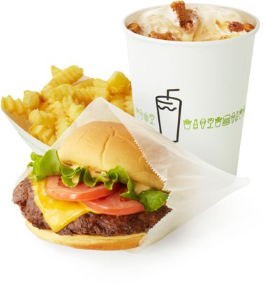 Do not finish the week without a pitstop at Shake Shack in Madison Square Park! The best burgers!