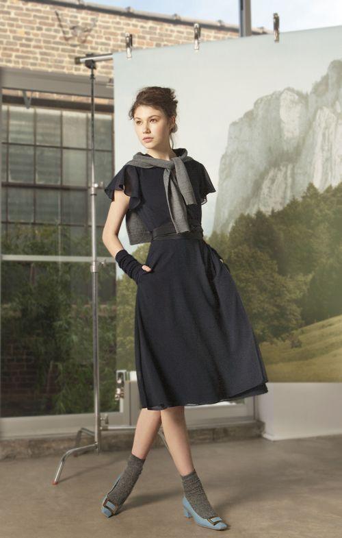 honey-kennedy-thom-dolan-fw-2011-08Pretty Dresses, Fashion Dresses, Clothing, Personalized Style, Thom Dolan Fw 2011 08